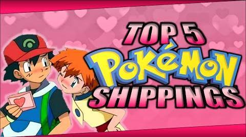 Top 5 Pokémon Shippings