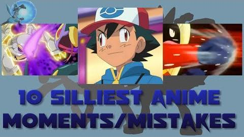 10 Silliest Pokémon Anime Moments Mistakes