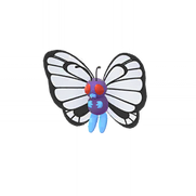 Butterfree female