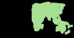 East region