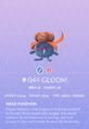 Gloom Pokedex.png