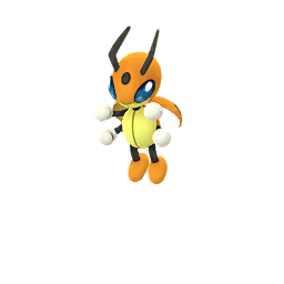 Shiny male