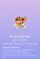 Ledyba Pokedex.png