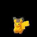 Pikachu detective shiny