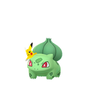 Bulbasaur visor shiny