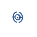 Unown H shiny