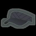 Hat M Grey Weave