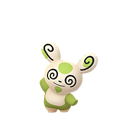 Spinda pattern 8 shiny