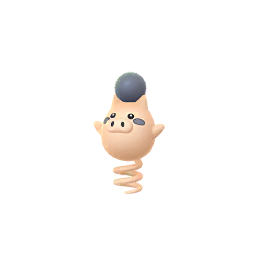 Image result for Shiny spoink
