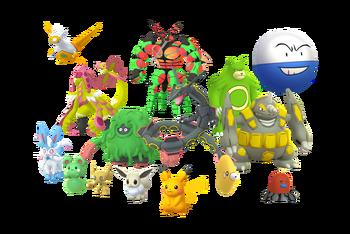 Mp-Pokemon Shiny