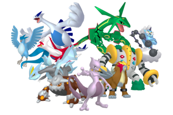 Mp-Pokemon Legendary