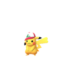Pikachu female ash