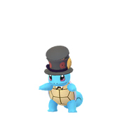 Squirtle fall