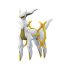 Arceus electric