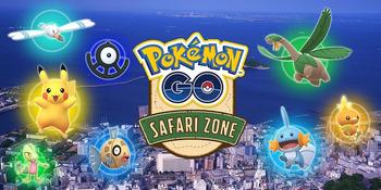 Pokémon GO Safari Zone | Pokémon GO Wiki | FANDOM powered by