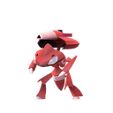 Genesect burn shiny