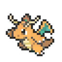 Dragonite 8bits