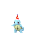 Squirtle party hat shiny