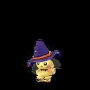 Pichu witch