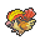 Pidgeot 8bits