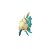 Relicanth shiny
