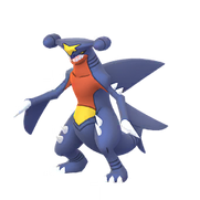 Garchomp female