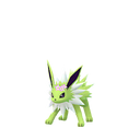 Jolteon flower shiny