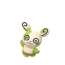 Spinda pattern 2 shiny