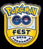 Pokémon GO Fest Yokohama Logo