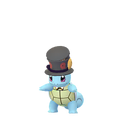 Squirtle fall shiny
