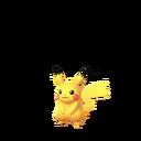 Pikachu female clone