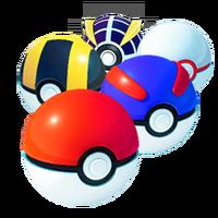 Poké Balls