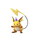 Raichu party