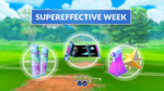 Supereffective Week