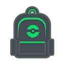 Pack M Black Green