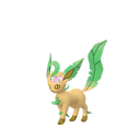 Leafeon flower shiny