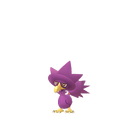 Murkrow shiny