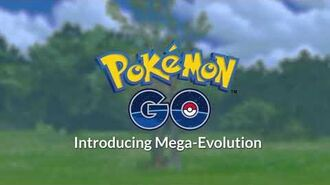 Pokémon GO Mega Evolution