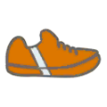 Shoes F Orange Stripe.png