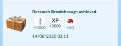 Journal ResearchBreakthrough