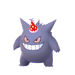 Gengar party hat shiny