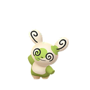 Spinda pattern 7 shiny