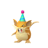 Raticate party