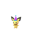 Pichu party