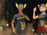 Detective Pikachu Celebration