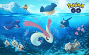 20 Water Pokemon