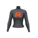 Shirt Team Rocket female