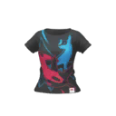 Shirt Latias Latios female