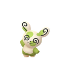 Spinda pattern 5 shiny