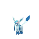 Glaceon flower shiny